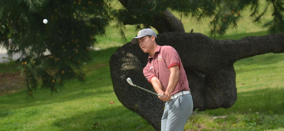 Ken Kong finished even par over the two-day SCIAC #2 to win by four strokes and help give CMS the team title