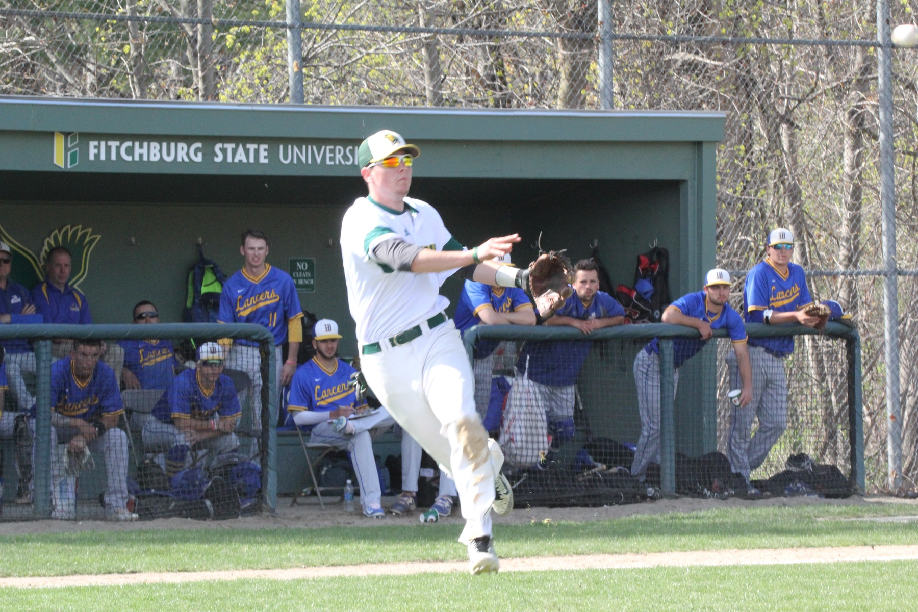 Fitchburg State Takes Two Against Worcester State