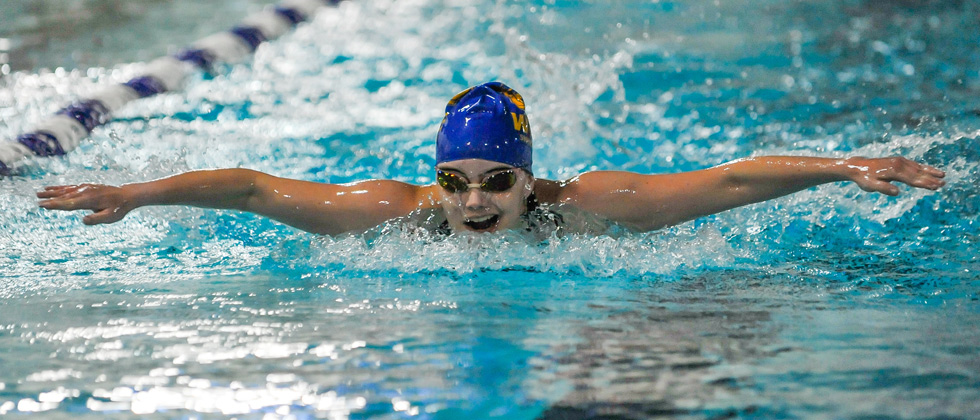 Golden Bears in 12th After Day Two of NEISDA Championships