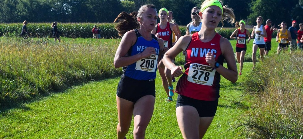 Cross country competes at Defender Classic