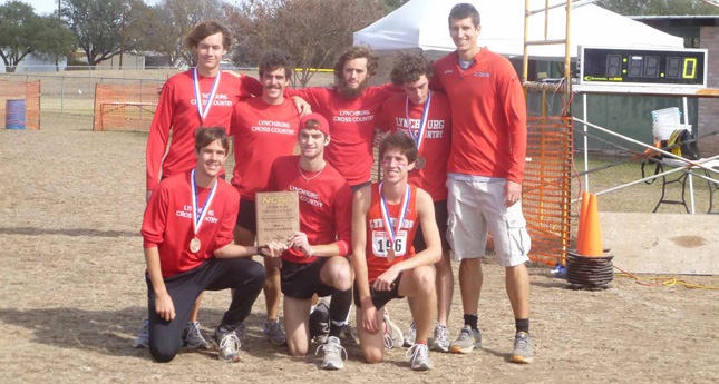 Lynchburg Men Win Second-Straight Regional XC Championship
