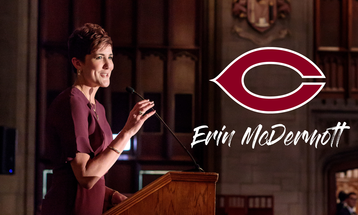 UChicago's Erin McDermott Named Director of Athletics at Harvard