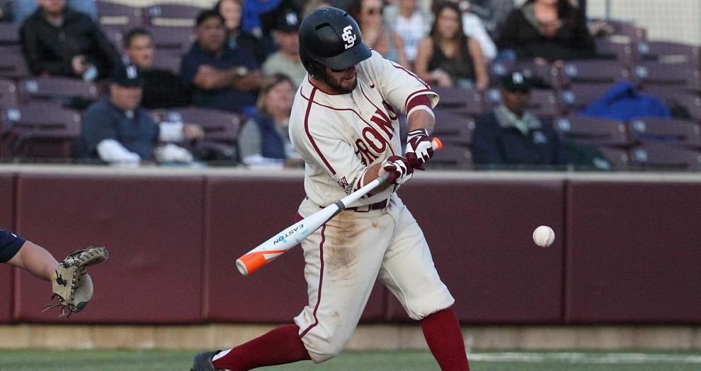 Bronco Baseball Falls 3-2 to UC Davis in Close Contest