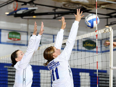 Volleyball Falls to St. Francis (NY)