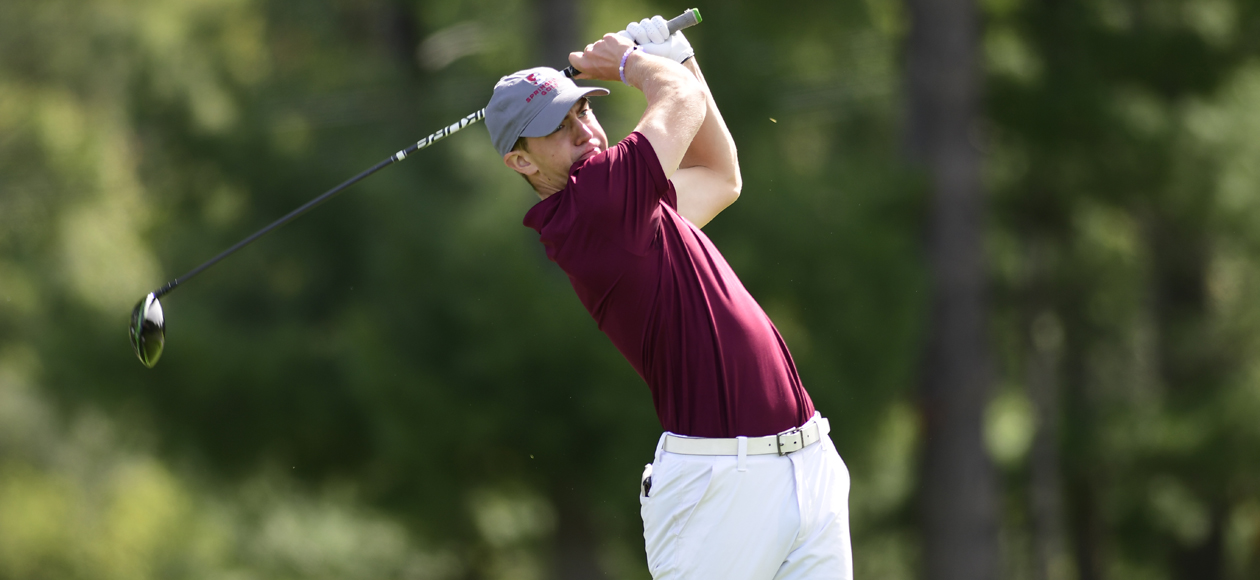 Golf Takes 16th at Williams Fall Invitational