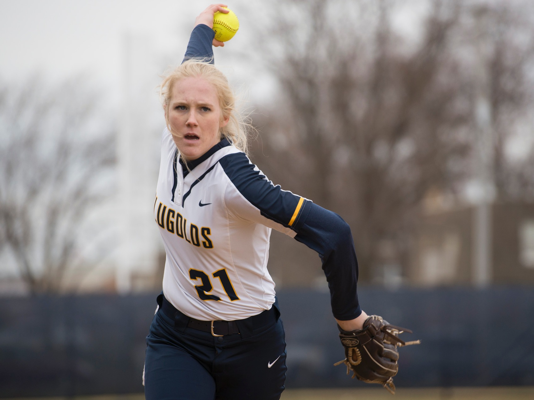 Softball tallies two wins to open season at RCTC Dome