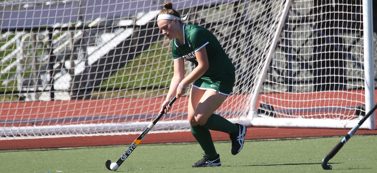 O'Connor leads 2-0 field hockey win over NEC