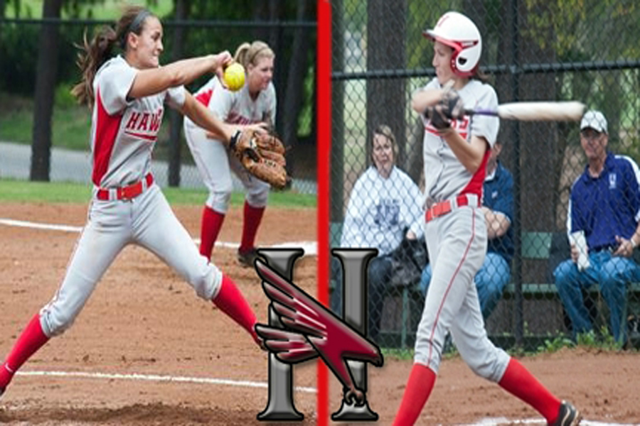 Huntingdon's Payne, Giordana and Williams take top GSAC softball honors