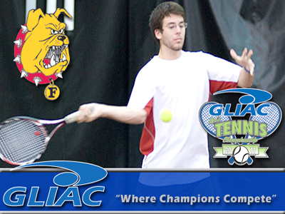 Tyler Marengo Claims GLIAC Weekly Award