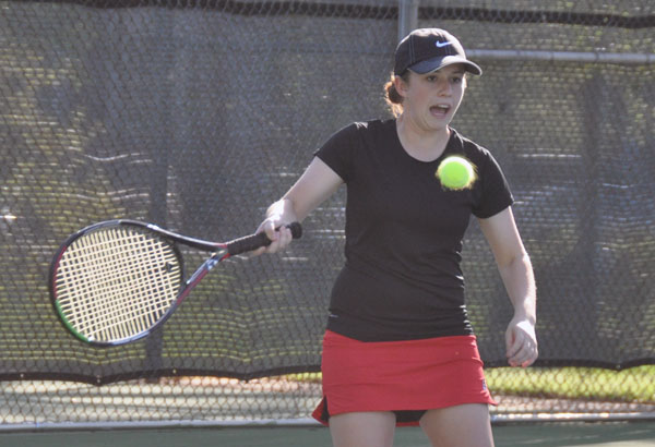 Women's Tennis: Emory-Oxford defeats Panthers 6-3