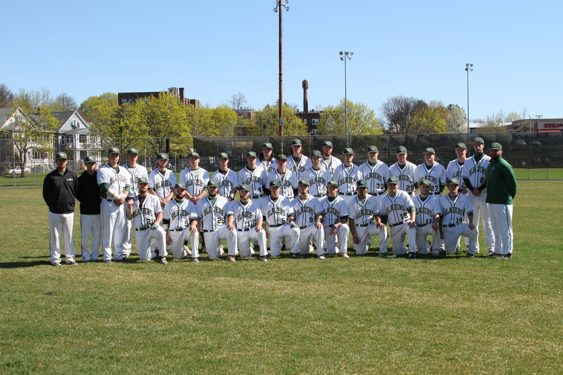 Baseball Wraps Season With Losses To Lesley, Mitchell At NECC Tournament