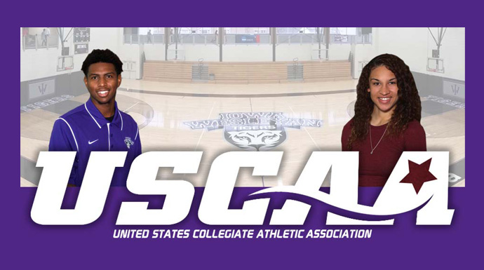 Pair of Tigers Named USCAA Player of the Week