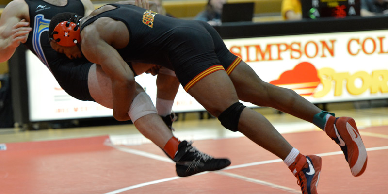 Storm wrestlers host Dubuque on Tuesday at Cowles Fieldhouse