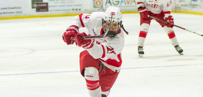 O'Neill's hat trick leads Cornell past RPI