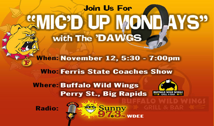 On Demand: Mic'd Up Monday with the 'Dawgs