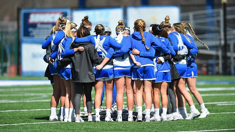 Women's Lacrosse Drops Road Contest at Bryant on Friday