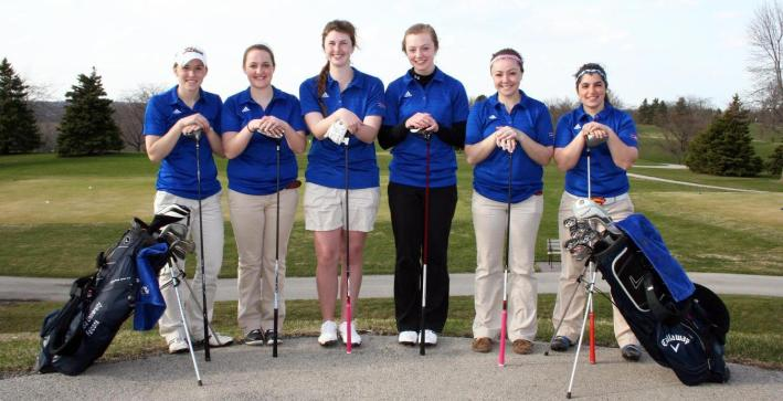 2012-13 Stories of the Year (No. 4): Women's Golf is young, talented