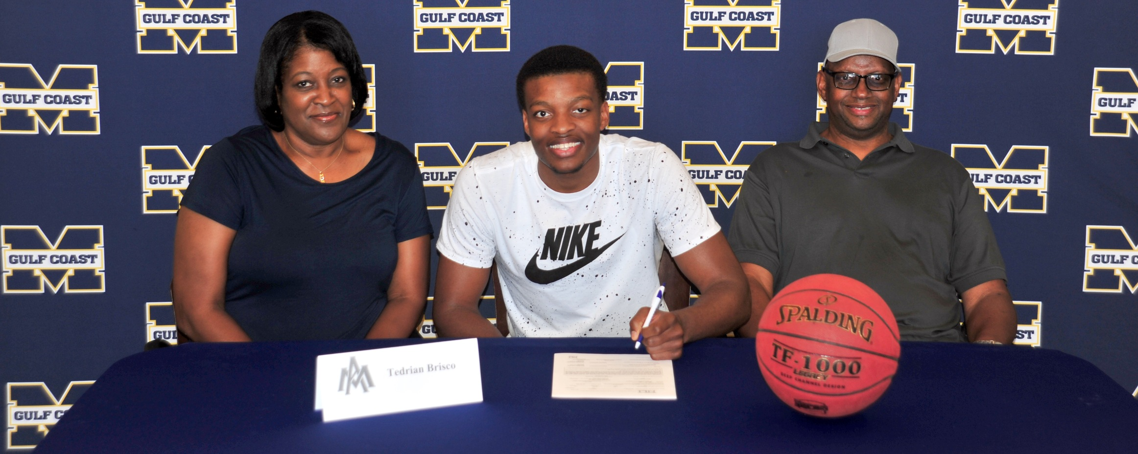 MGCCC's Brisco signs with Ark.-Monticello
