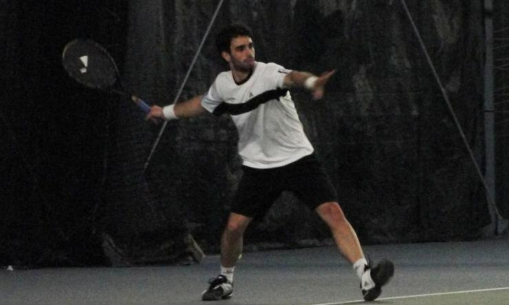 Men's Tennis Sweeps CACC Weekly Honors for the Second Straight Week