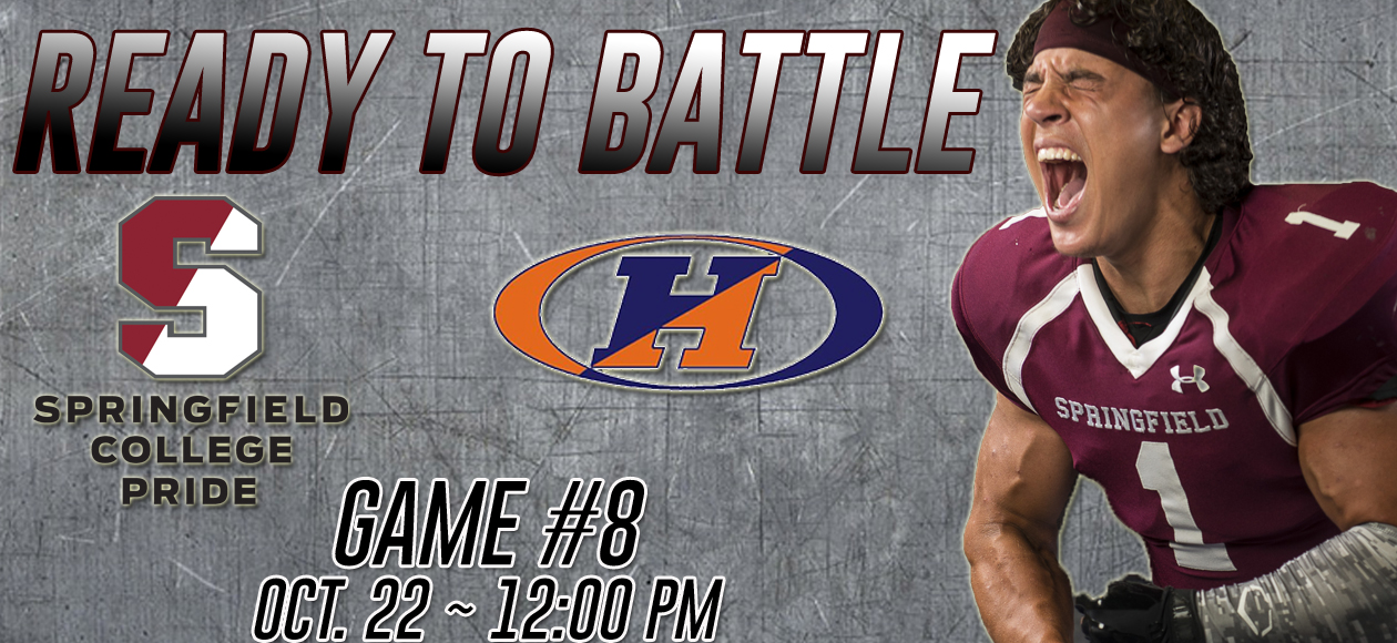 Football Heads To Nationally-Ranked Hobart on Saturday