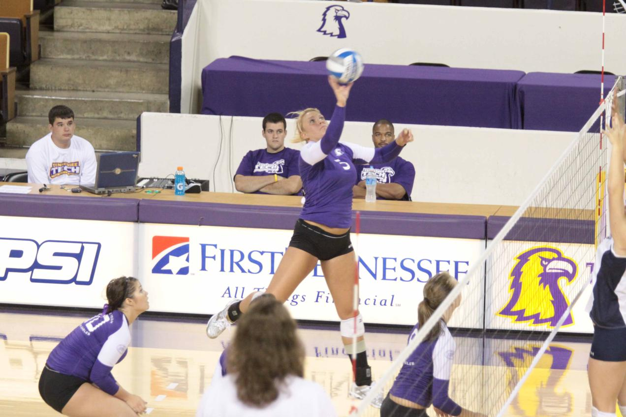 Golden Eagles looking forward to opening their OVC home schedule