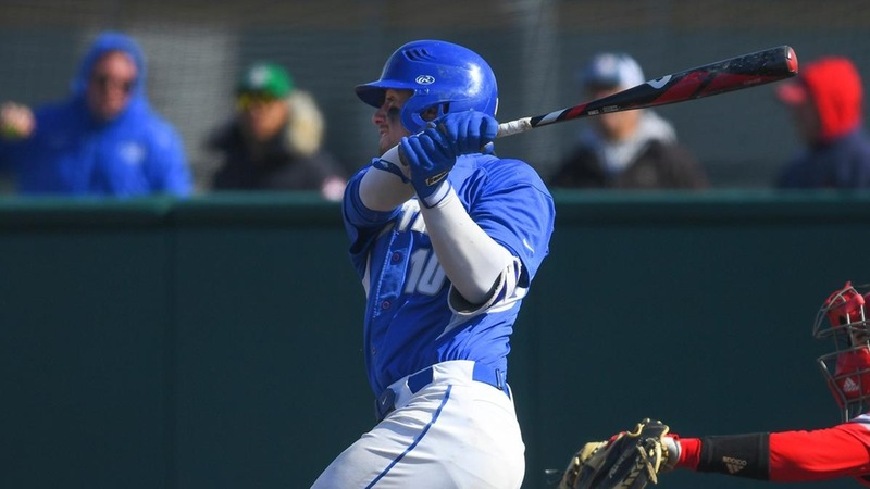 Baseball Rallies to Split Friday Doubleheader With Binghamton