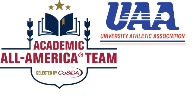 Eight UAA Football Student-Athletes named to CoSIDA Academic All-America® Team