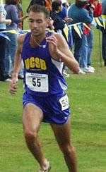 UCSB Men's Cross Country Team Wins Tri-Meet On Home Course