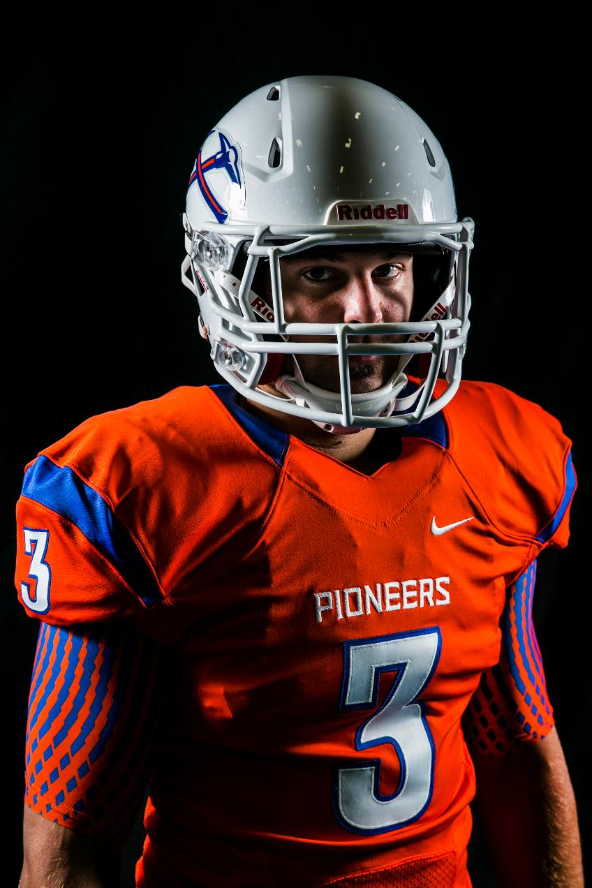 c268cf402f3a The Nike Effect  2013 Pioneer Football Uniforms - Wis.-Platteville