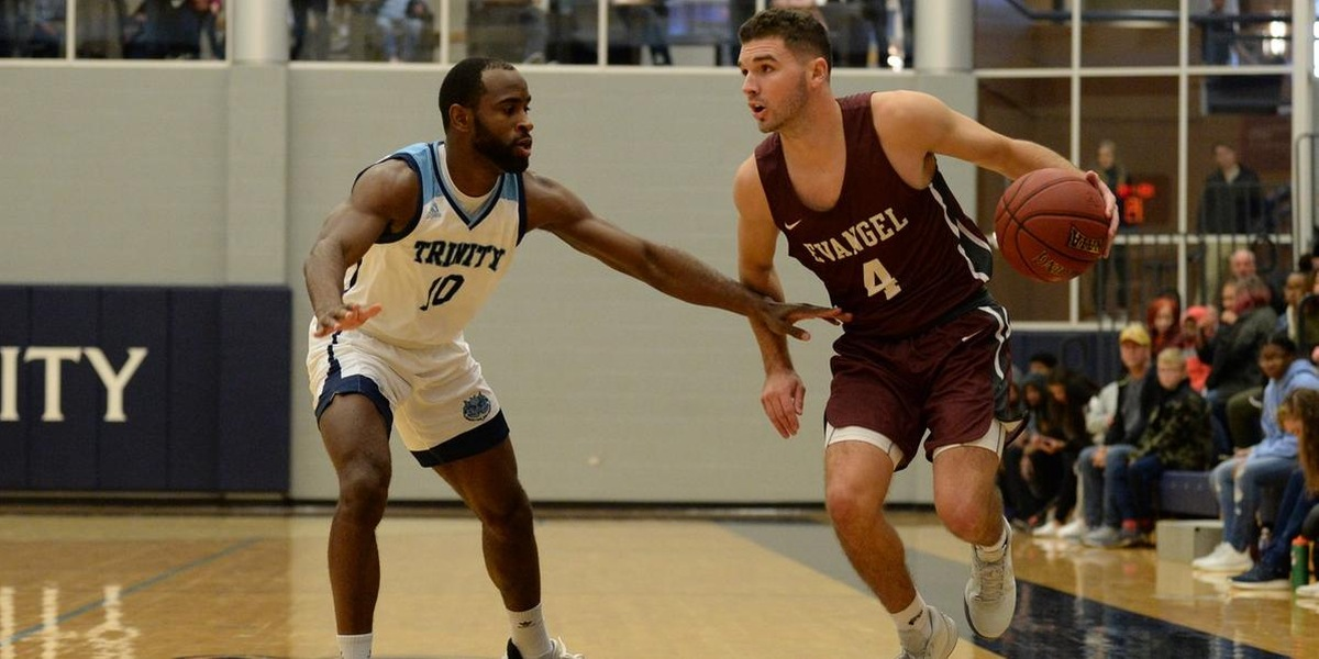 Crusaders Men's Basketball Maintains Winning Ways with Victory over Williams Baptist