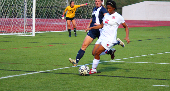 Dessi Dupuy Voted All-State Women's Soccer Player of the Year