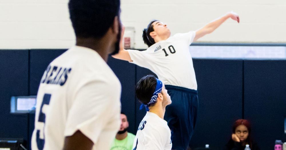 Men's Volleyball Drops Pair to Mount Saint Vincent and Ramapo in Skyline Opener