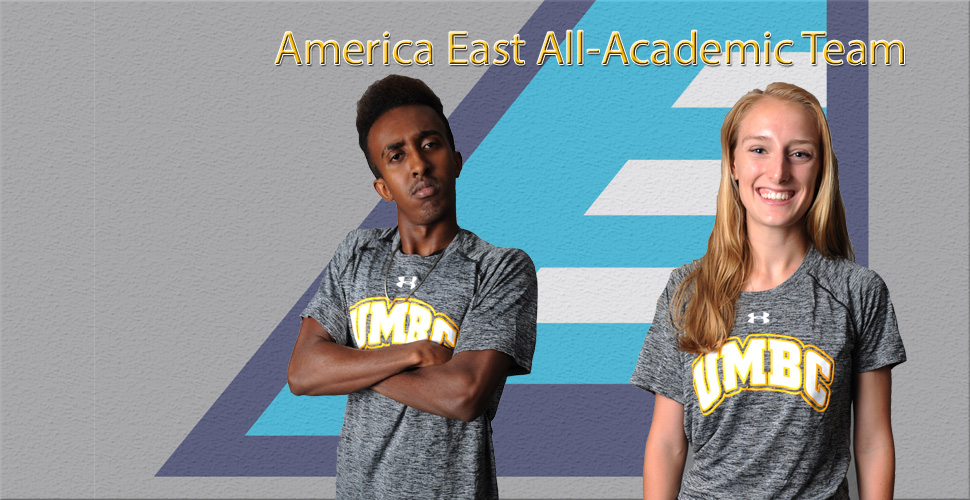 Cologer, Omar Earn America East Outdoor Track and Field All-Academic Honors