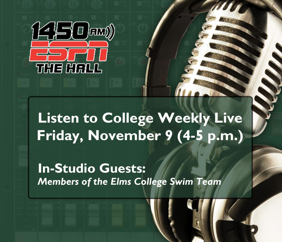 Bird, Girard and Starke to Appear on ESPN Radio-Springfield's College Weekly