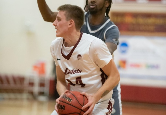 Men's Basketball: Cadets fall to Colby-Sawyer, 82-68