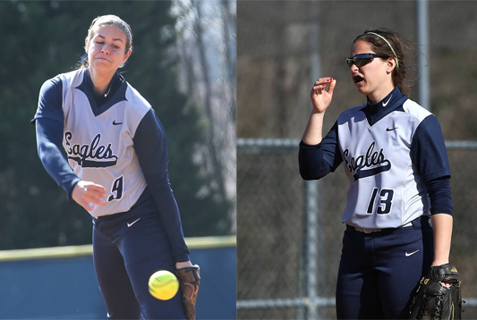 UMW's Otterman, Scites Named to All-CAC Softball Team