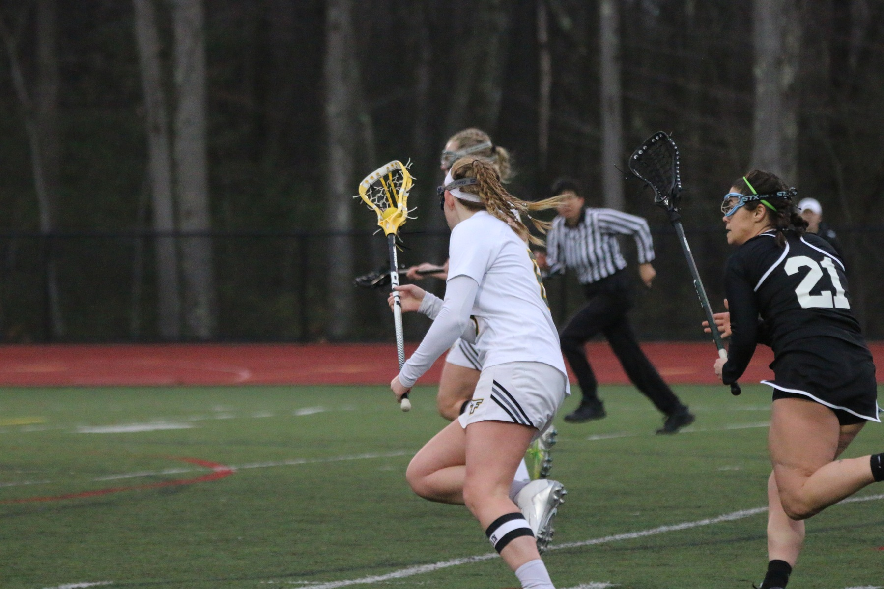 Fitchburg State Defeated By Vassar, 14-2