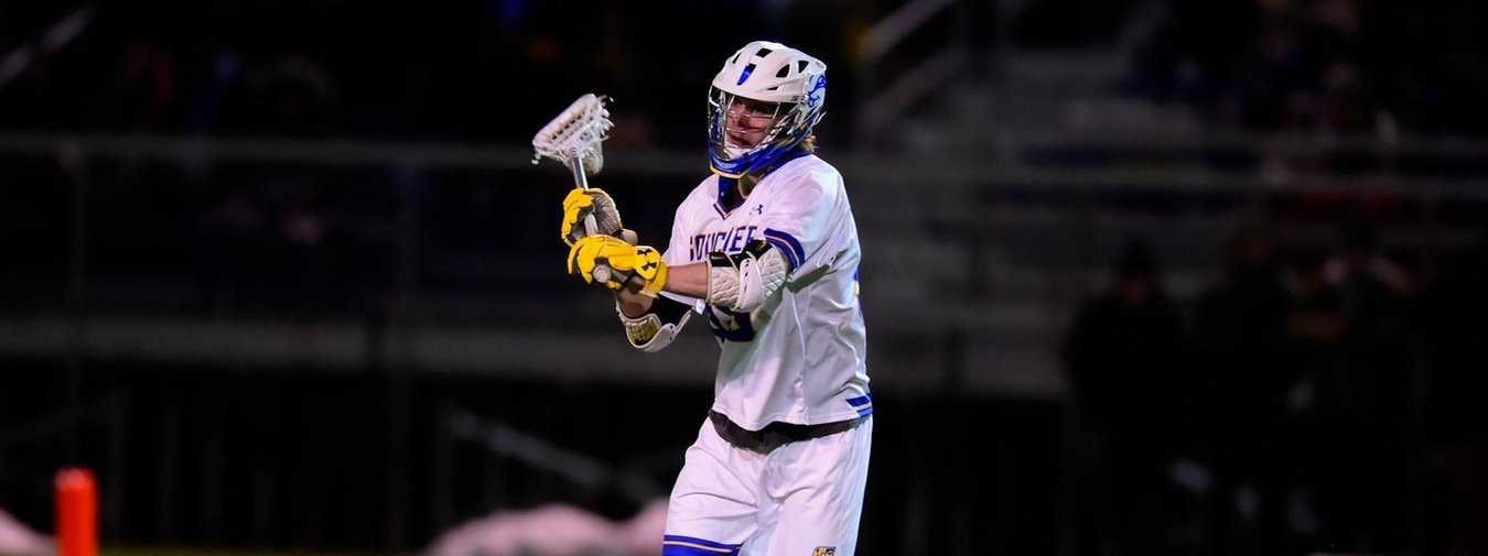 Goucher Men's Lacrosse Starts Three-Game Homestand On Saturday Against Delaware Valley