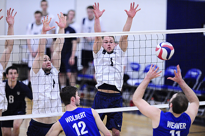 Lions Have Strong Start; Men's Volleyball Defeats Altoona