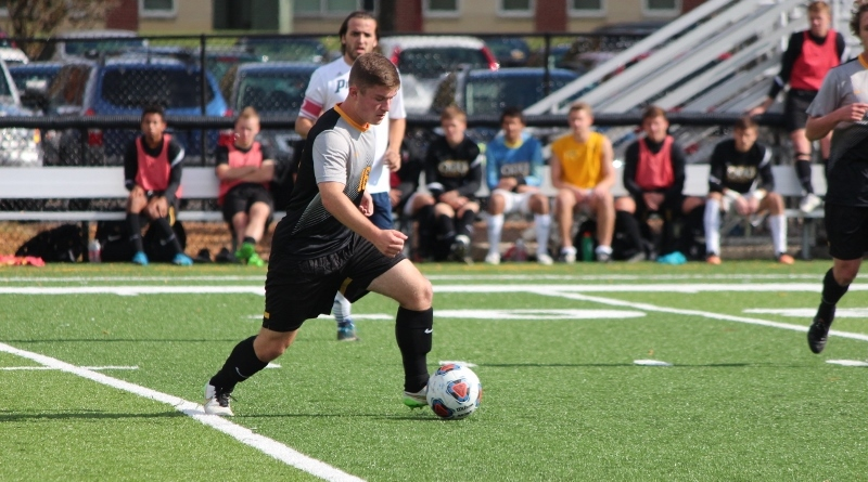 Men's Soccer Comes Up Just Short Against Ashland, 2-1
