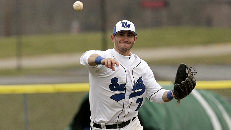 Thomas More Falls to Grove City, 7-5