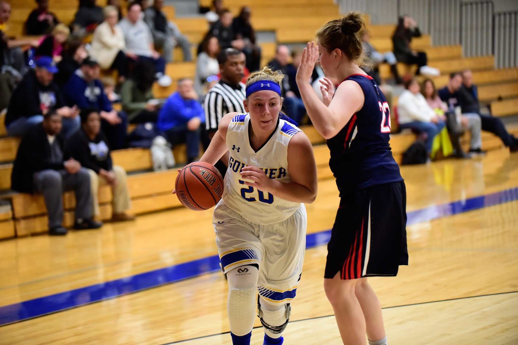 Women's Basketball Suffers a Tough Loss at Shenandoah