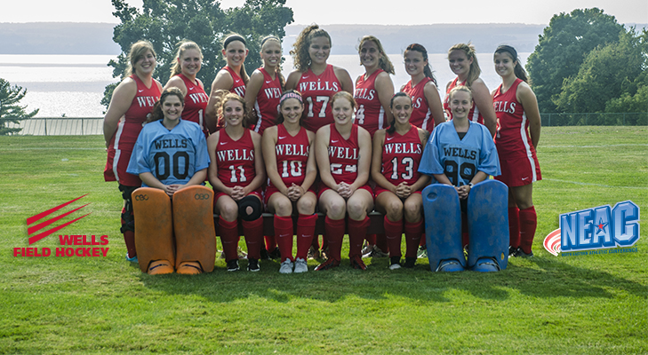 Wells, Wilson To Battle For NEAC Field Hockey Championship