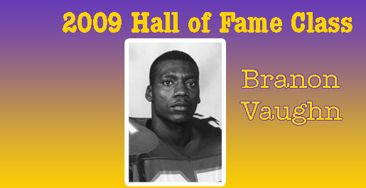 TTU Sports Hall of Fame to induct Branon Vaughn