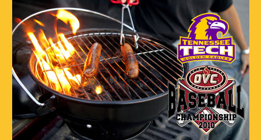 Fans, friends invited to Hospitality Tent during Tech games at OVC Tournament