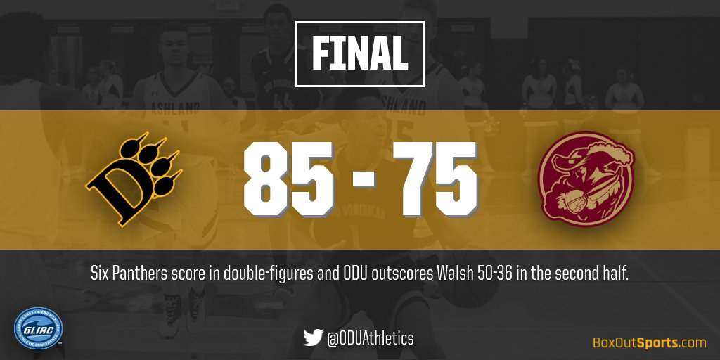 Men's Basketball Surges Past Walsh, 85-75