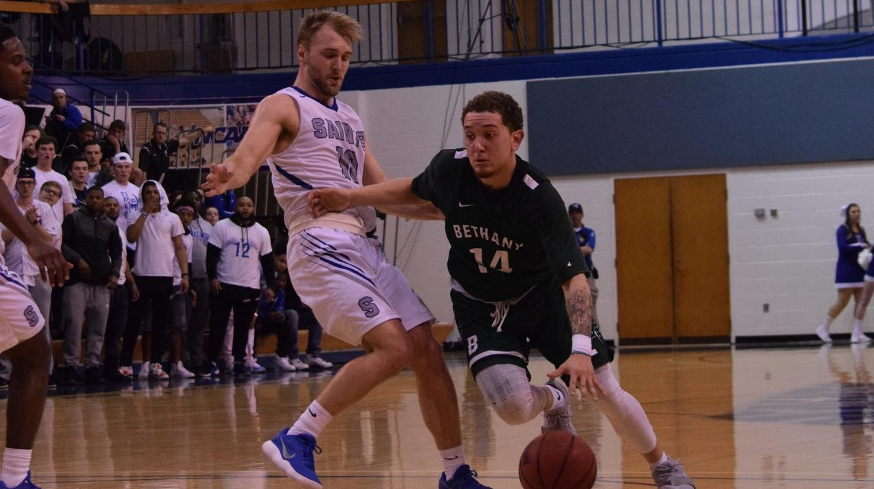 Bethany Clipped 73-64 in Overtime by Thiel