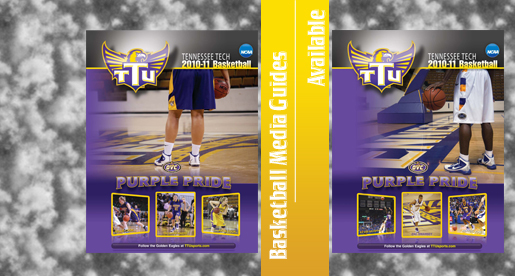 Tennessee Tech basketball guides available online
