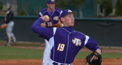 Cookeville native Spurgeon leads Golden Eagles to 5-2 win in first home start
