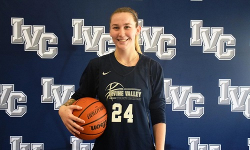 Irvine Valley's Lexi Vail Earns First Team All-State Selection